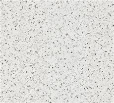 glossy sandy white